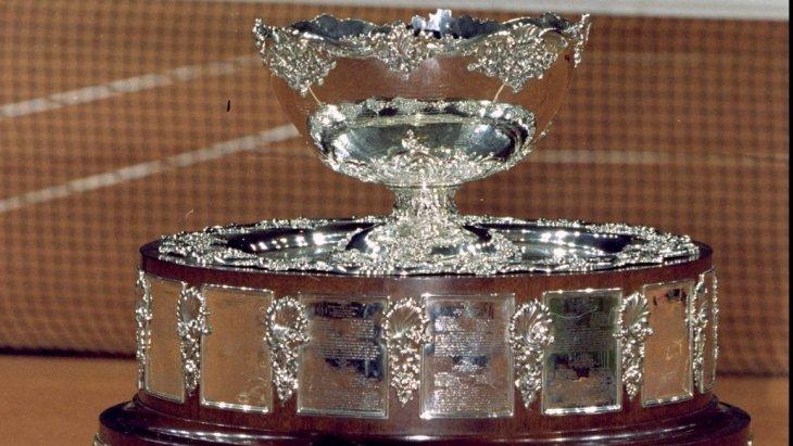 Трофей Кубка Дэвиса