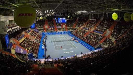 Арена St. Petersburg Open