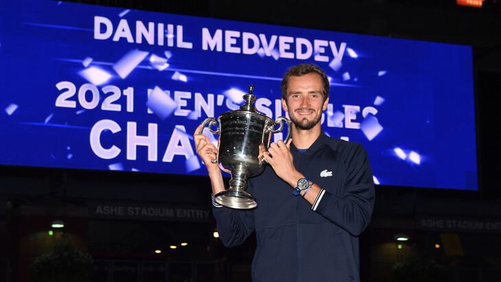 Даниил Медведев