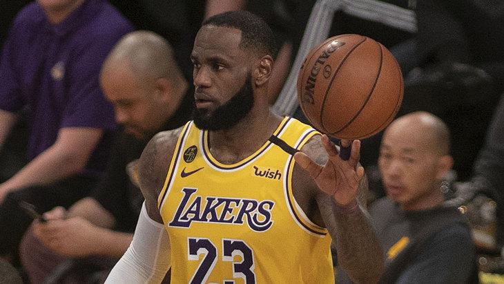 Прогноз и ставки на «Лос-Анджелес Лейкерс» — «Денвер Наггетс»