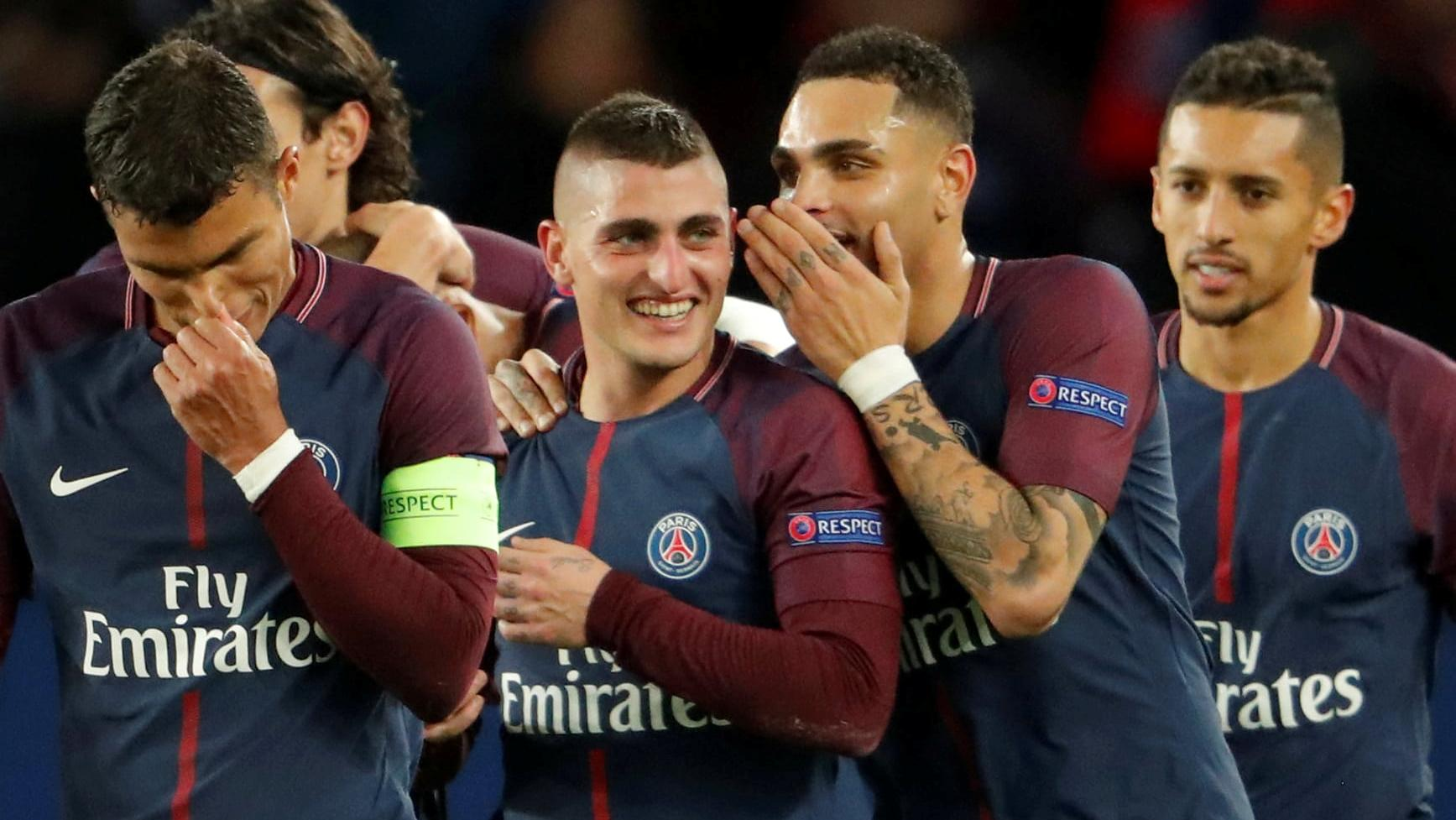 Прогноз на матч ПСЖ - Сент-Этьен: парижане победят с форой -1,5