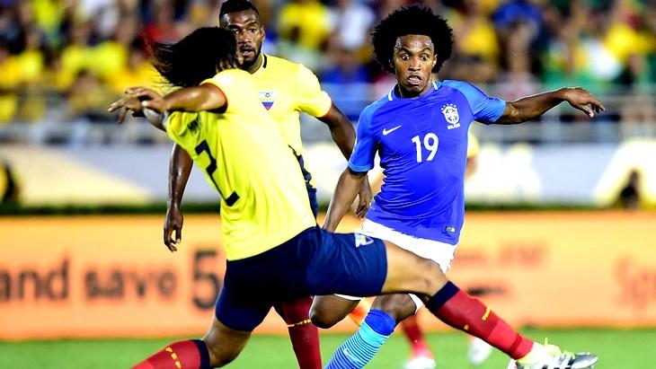 Прогноз на Прогнозы на матч Бразилия — Гаити 9 июня