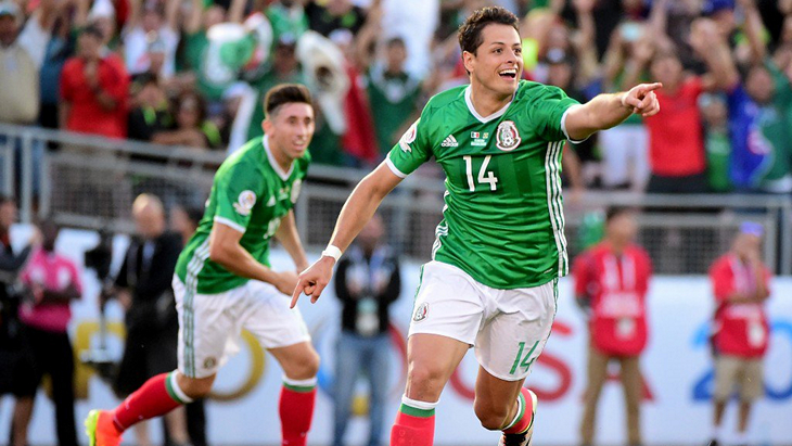 Прогноз на Прогнозы на матч Мексика — Чили 19 июня