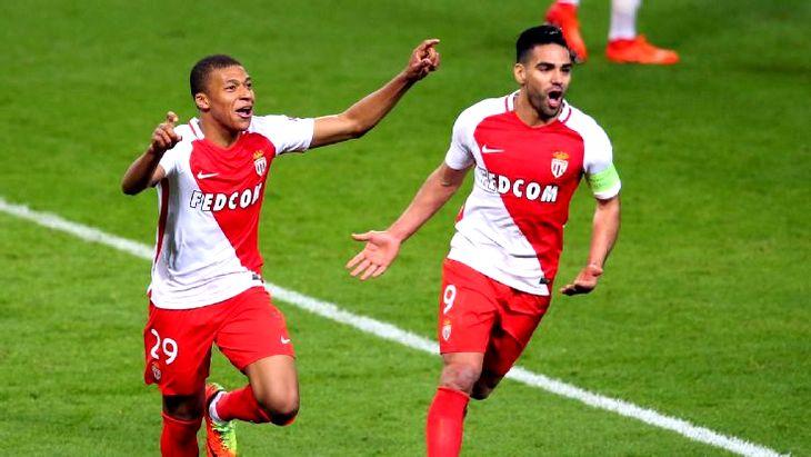 Монако ювентус перед матчем