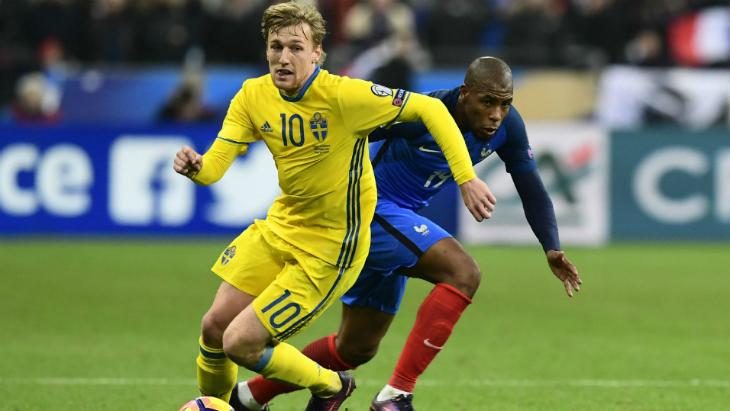 ставки на матч швеция франция