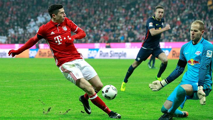 Прогноз и ставки на «Лейпциг» — «Бавария»