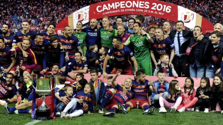 Футбольные команды испании барселона