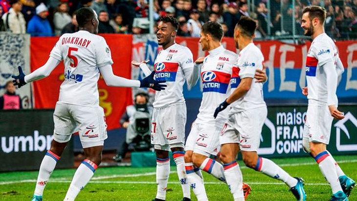 Лион» — «Ренн». Прогноз и ставки на матч чемпионата Франции по ...
