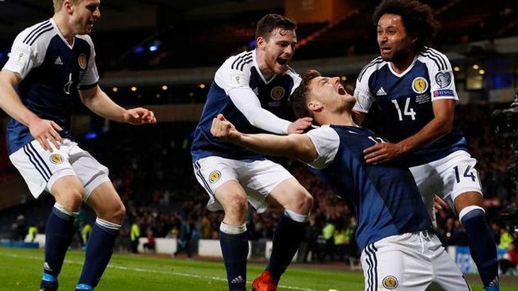 Шотланские футбольные команды в чемпионате англии