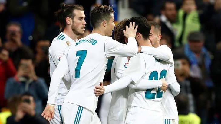 Прогноз на «Реал Мадрид» — «Атлетик»