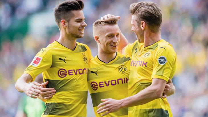 Дортмунд боруссия следующий матч