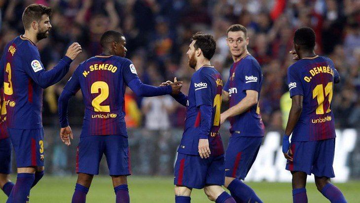 Прогноз на «Леванте» — «Барселона»