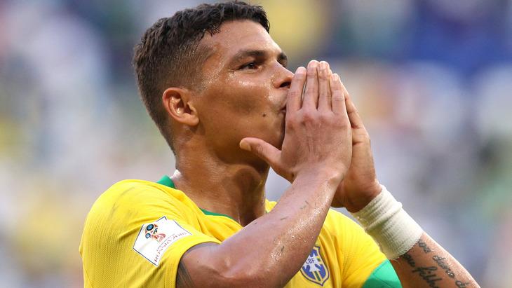 Прогноз на Бразилия — Бельгия