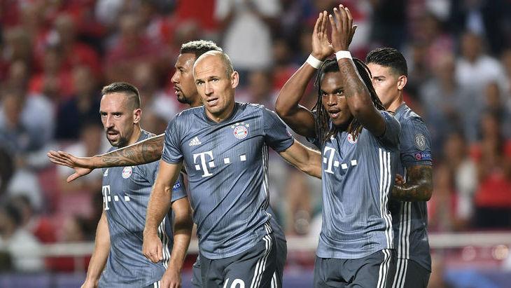 Прогноз на «Бавария» — «Аякс»