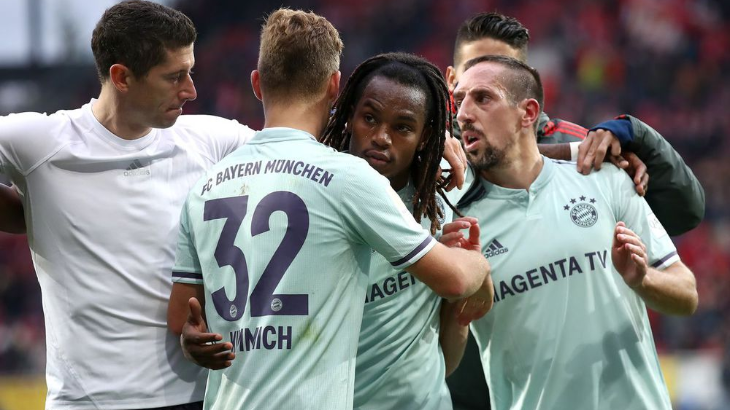 Прогноз на «Редингхаузен» — «Бавария»