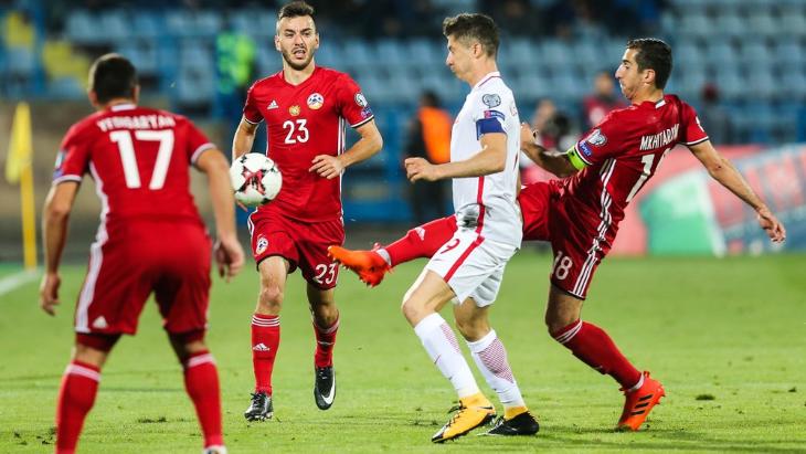 россия ставки армения футбол