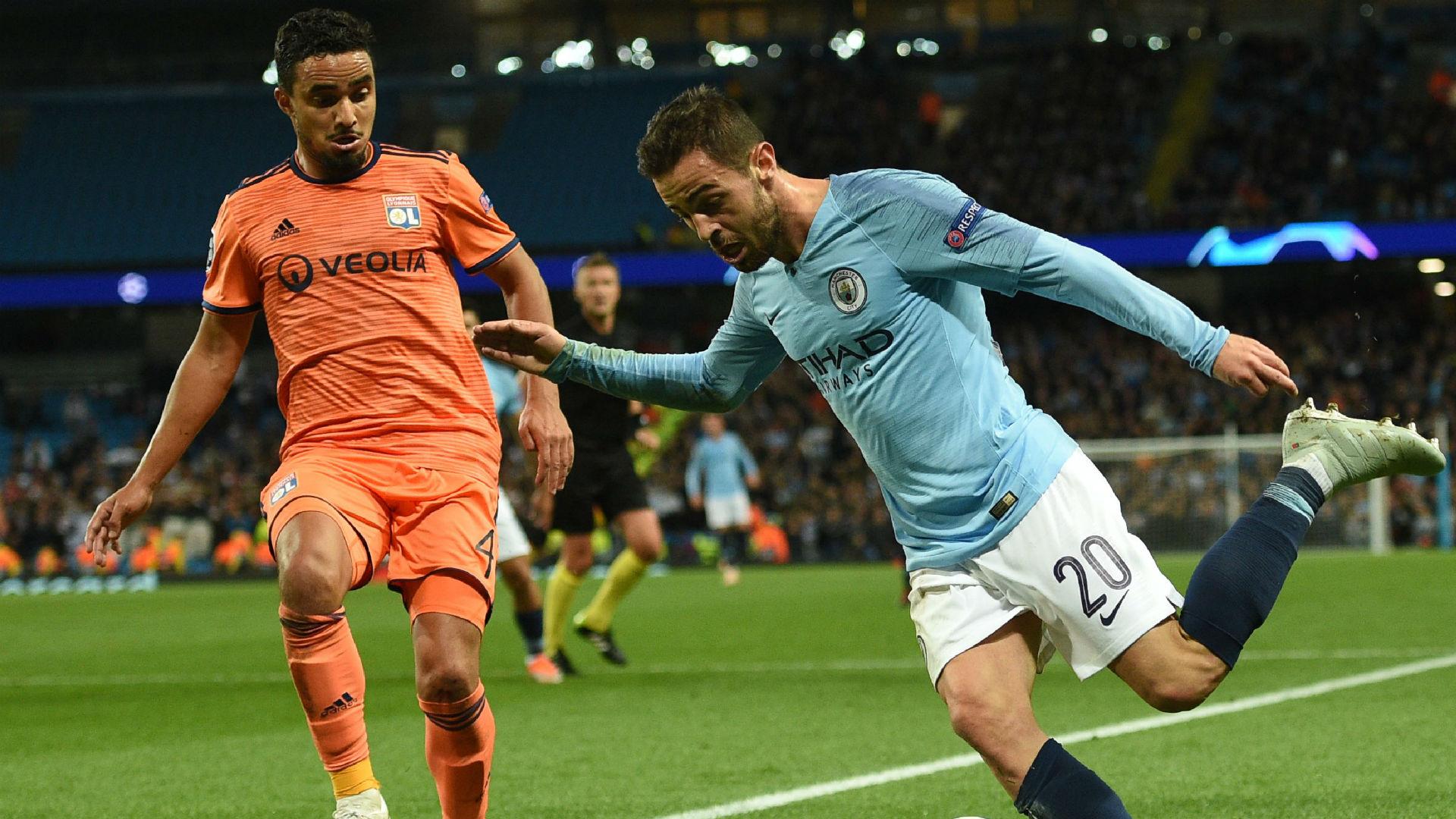«Лион» — «Манчестер Сити»: прогноз и ставка