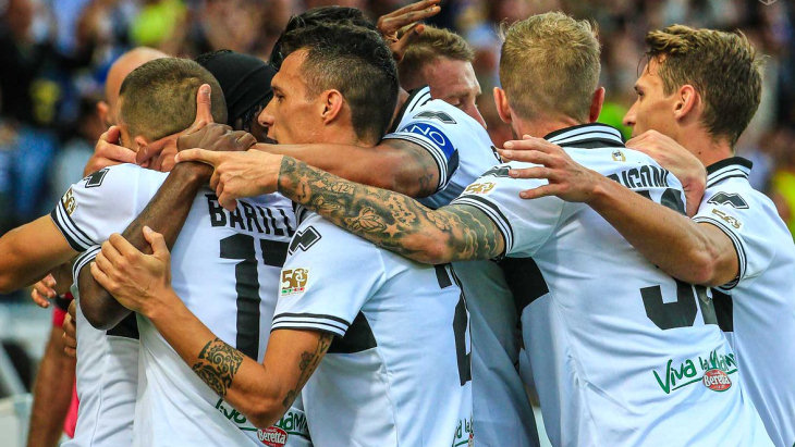 Прогноз и ставки на «Милан» — «Парма»