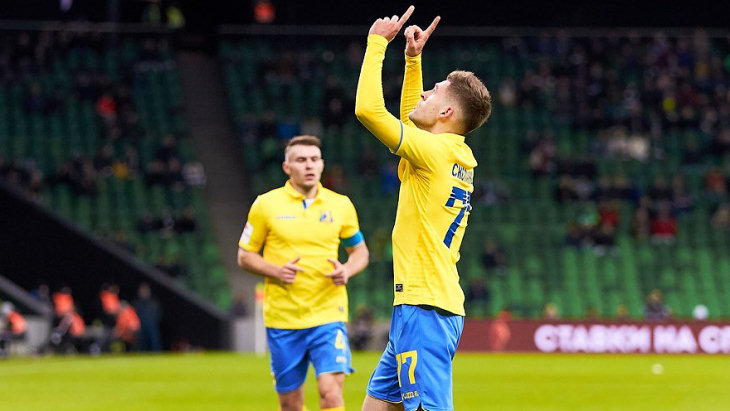 """""""Wings of the Soviets"""" - """"Rostov"""". Match and Promote RPL betting December 8, 2018 - LiveSport.Ru"""