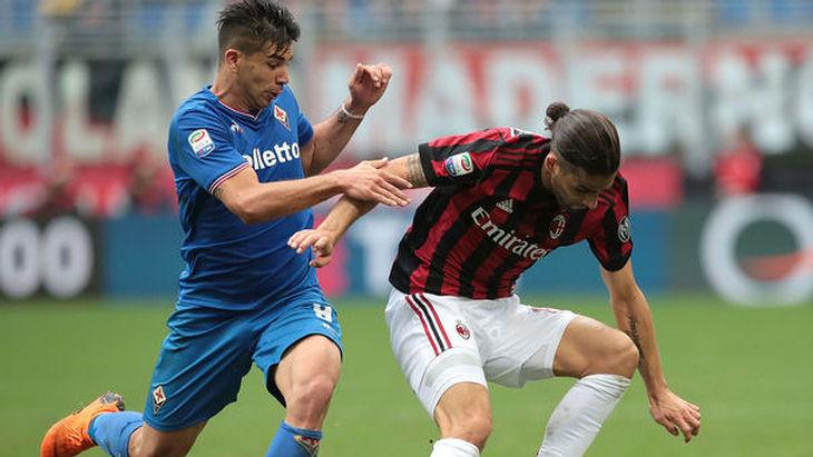 Прогноз на «Милан» — «Фиорентина»