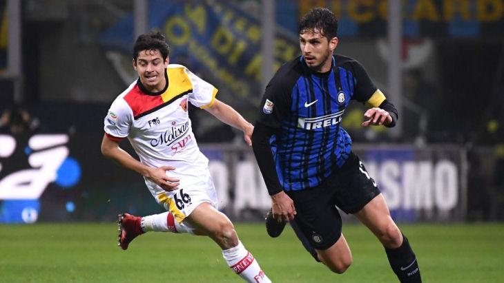 Прогноз на «Интер» — «Беневенто»
