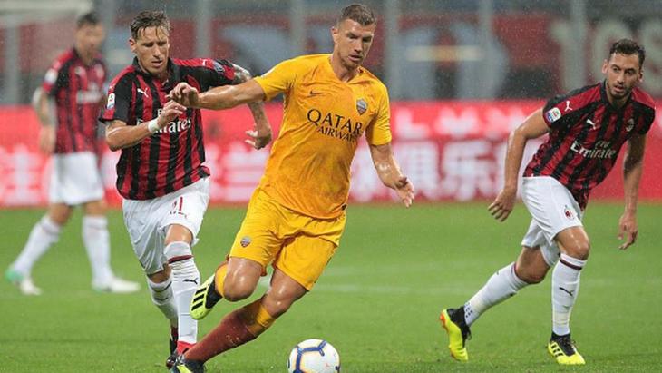 Прогноз на «Рома» — «Милан»