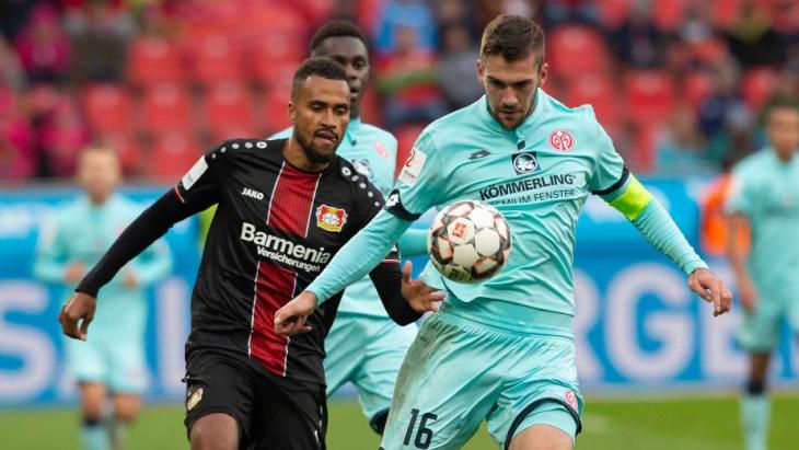 Футбол боруссиям против байера