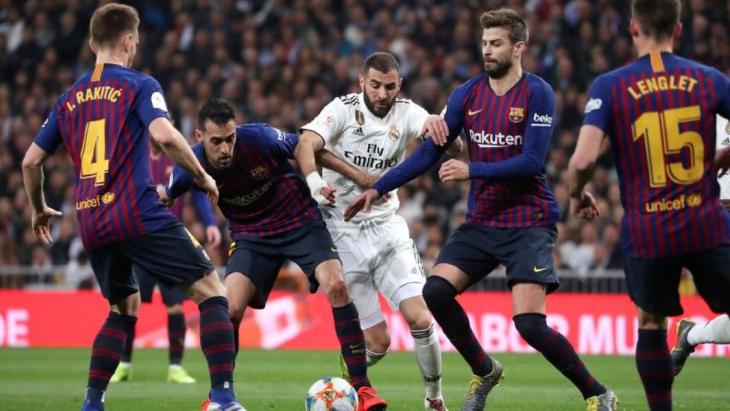 Прогноз и ставки на «Реал» — «Барселона»