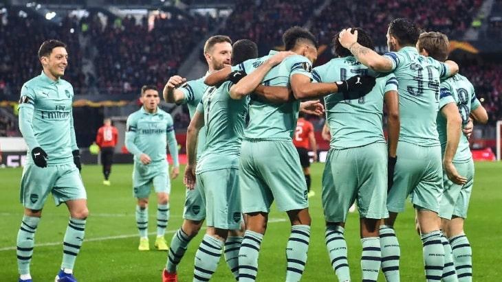 Прогноз на «Арсенал» — «Ренн»