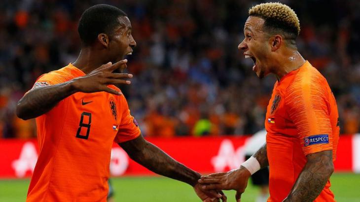 Прогноз на Нидерланды — Германия