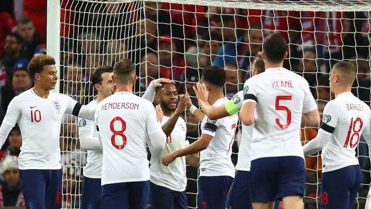 Прогноз на Черногория — Англия