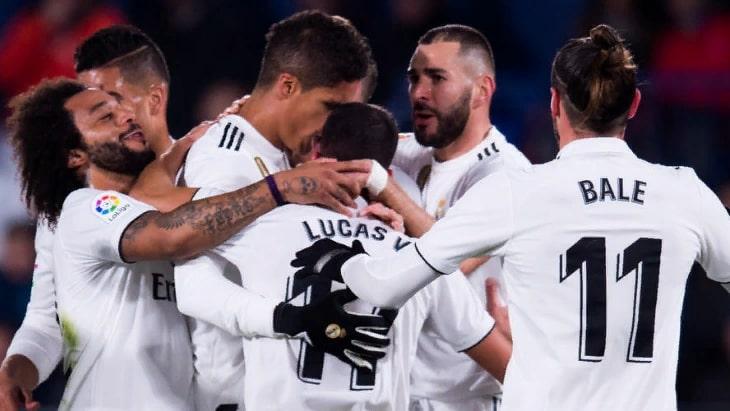 Прогноз и ставки на «Леганес» — «Реал» Мадрид