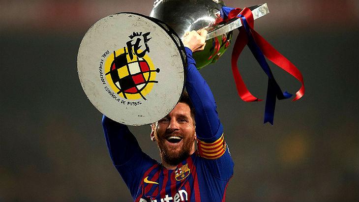 Прогноз на «Барселона» — «Валенсия»