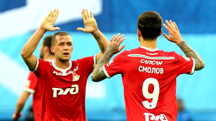 Прогноз на «Локомотив» — «Уфа»