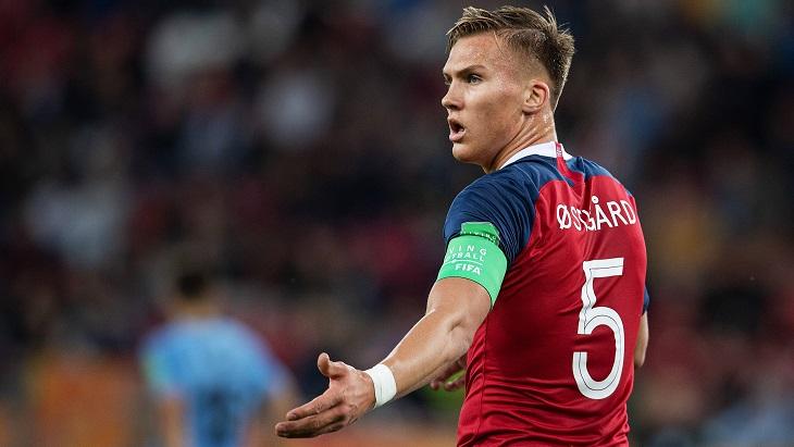Прогноз на Норвегия U20 — Новая Зеландия U20