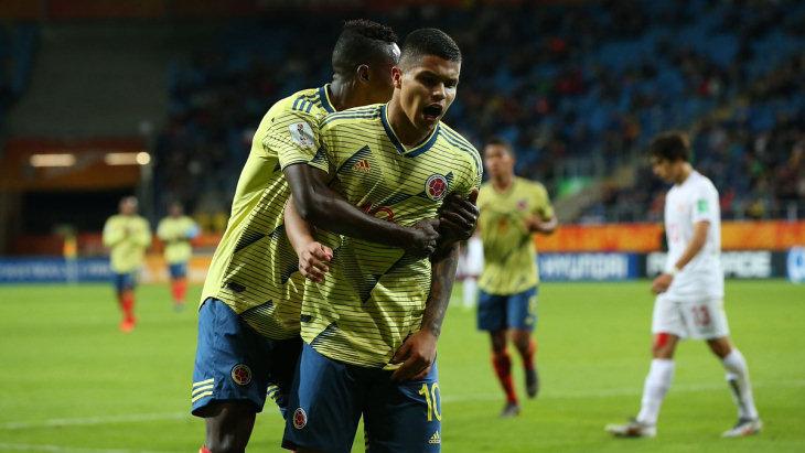 Прогноз на Колумбия U20 — Новая Зеландия U20