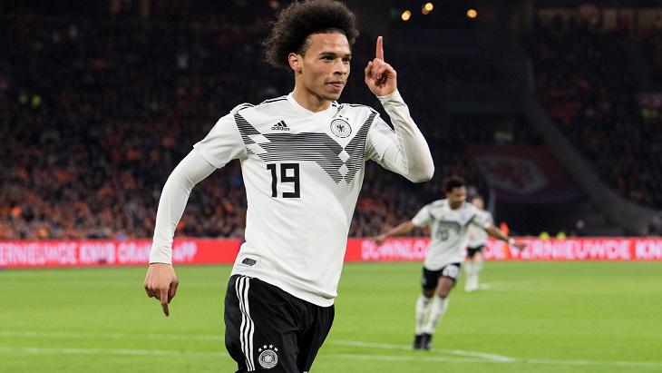 Футбол. Белоруссия – Германия