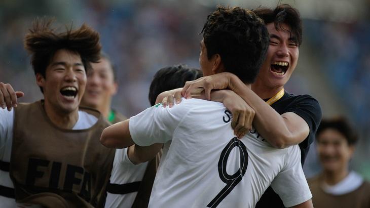 Прогноз и ставки на Южная Корея U20 — Сенегал U20