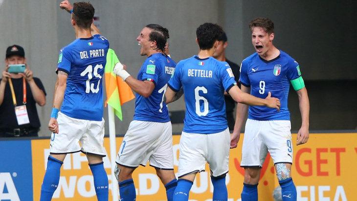 Прогноз на Италия U20 — Эквадор U20