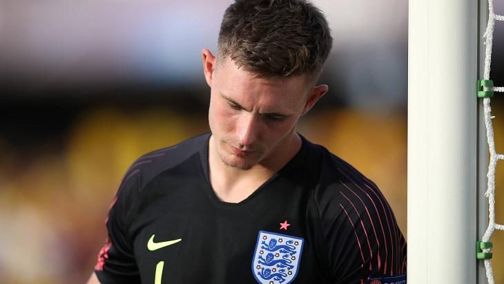 Прогноз на Хорватия U21 — Англия U21