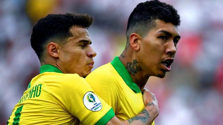 Прогноз на Бразилия — Парагвай