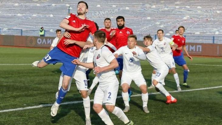 СКА-Хабаровск» — «Чертаново». Прогноз (к. 1.63) и ставки на матч ...