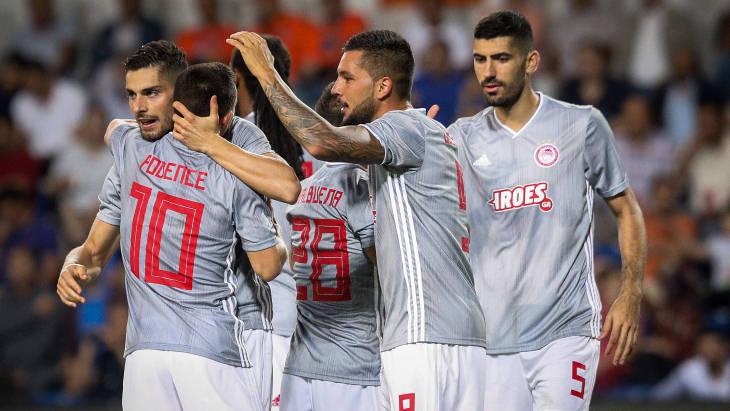 Прогноз на «Олимпиакос» — «Истанбул Башакшехир»