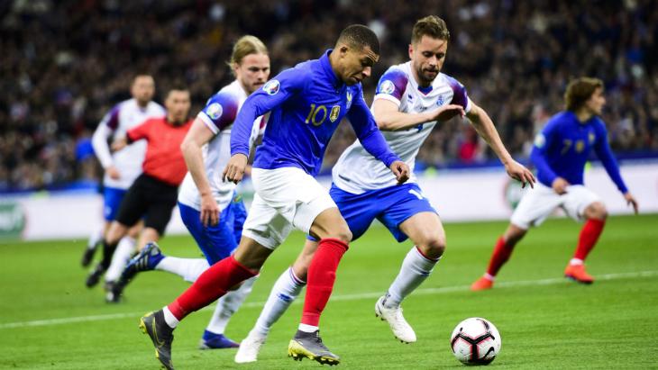 Прогноз и ставки на Исландия — Франция