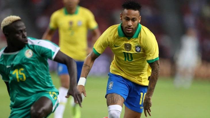 Прогноз на Бразилия — Нигерия