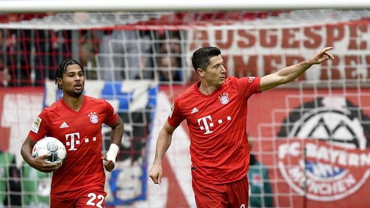 Прогноз и ставки на «Аугсбург» — «Бавария»