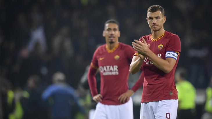 Прогноз на «Рома» — «Брешиа»