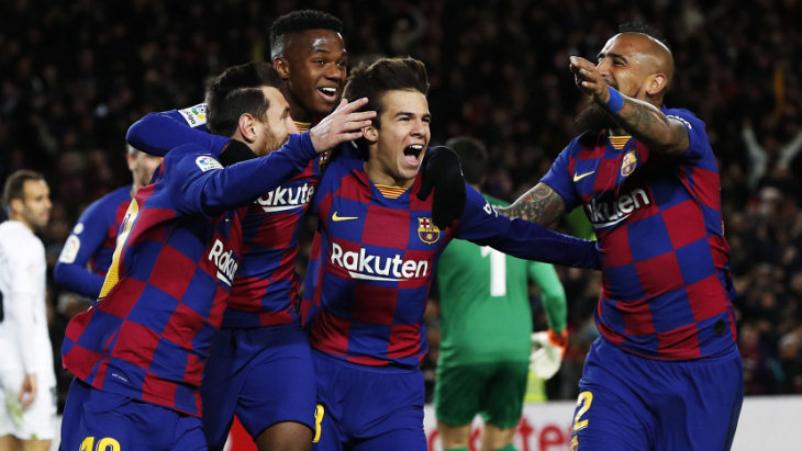 Прогноз и ставки на «Ибица» — «Барселона»