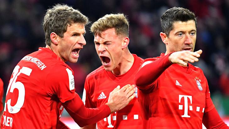 Прогноз и ставки на «Шальке» — «Бавария»