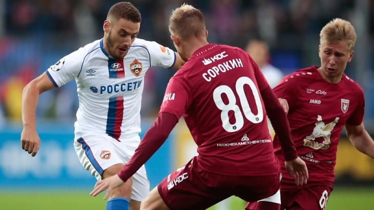 Прогноз и ставки на ЦСКА — «Рубин»